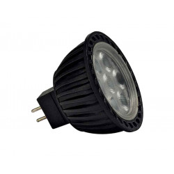 Lampe LED MR16 4W SMD LED 2700K 40° non variable