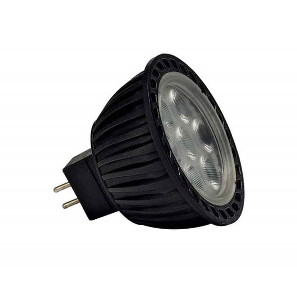 Lampe LED MR16 4W SMD LED 2700K 40° non variable