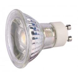 LED GU10 7W COB LED 2700K 38° non variable