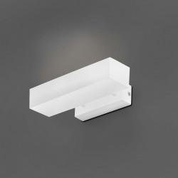 Applique blanche halogène