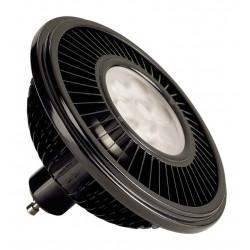 LED ES111 noir 175W 30° 2700K variable