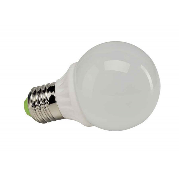 E27 LED SMALL BALL 450lm 3000K