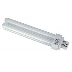 Lampe fluo compact TC-DetE 18W 4000K 4 broches pour ballast électronique