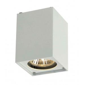 ALTRA DICE CL-1 plafonnier carré blanc GU10 max 35W
