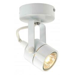 SPOT 79 230V applique et plafonnier blanc GU10 max 50W