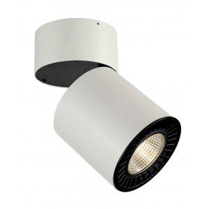 SUPROS CL plafonnier rond blanc 3000lm 3000K SLM LED 60°