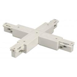 EUTRAC connecteur en X blanc