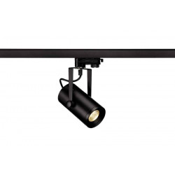 EUROSPOT LED SMALL noir COB LED 9W 3000K 36° adapt 3 all inclus