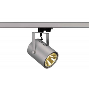 EUROSPOT LED gris argent COB LED 30W 3000K 36° adapt 3 all inclus
