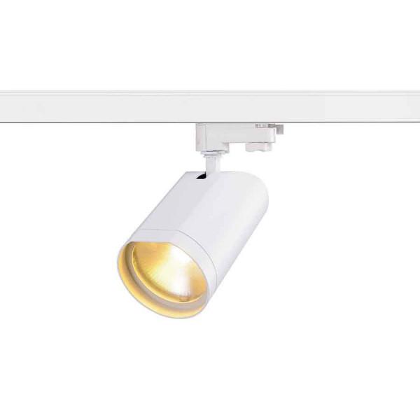 BILAS LED spot rond blanc LED 15W 2700K 60° adapt 3 all inclus