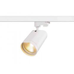BILAS LED spot rond blanc LED 15W 2700K 25° adapt 3 all inclus
