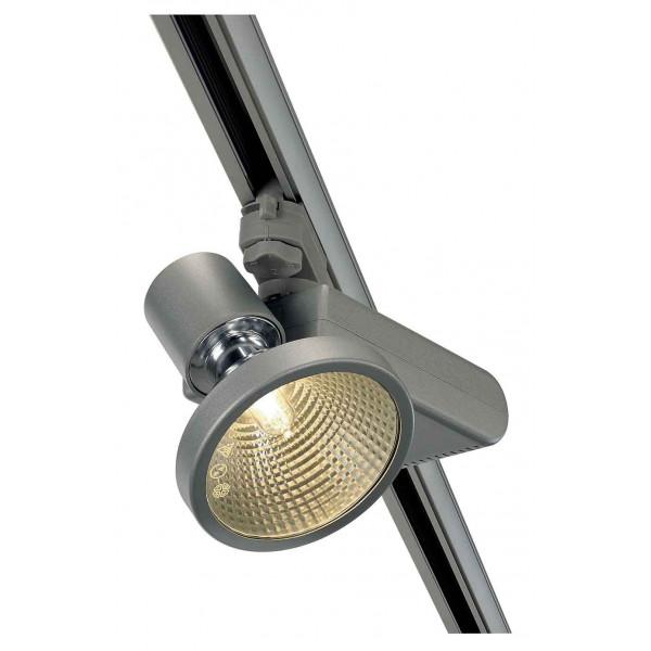 D-RECTION 70W G12 Spot gris argent adaptateur 3 allumages inclus