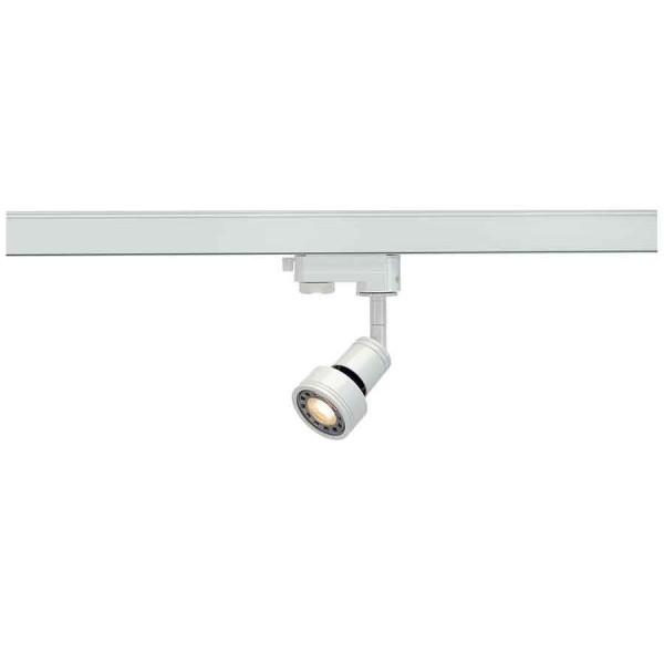 PURI spot blanc GU10 max 50W adaptateur 3 allumages inclus