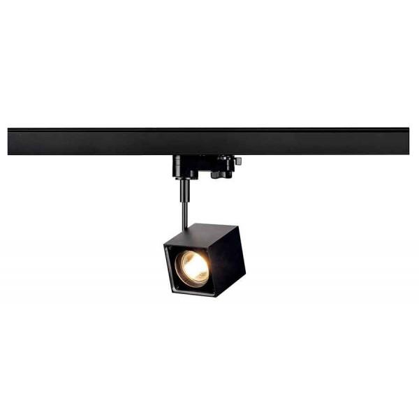 ALTRA DICE spot carré noir GU10 max 50W adapt 3 all inclus