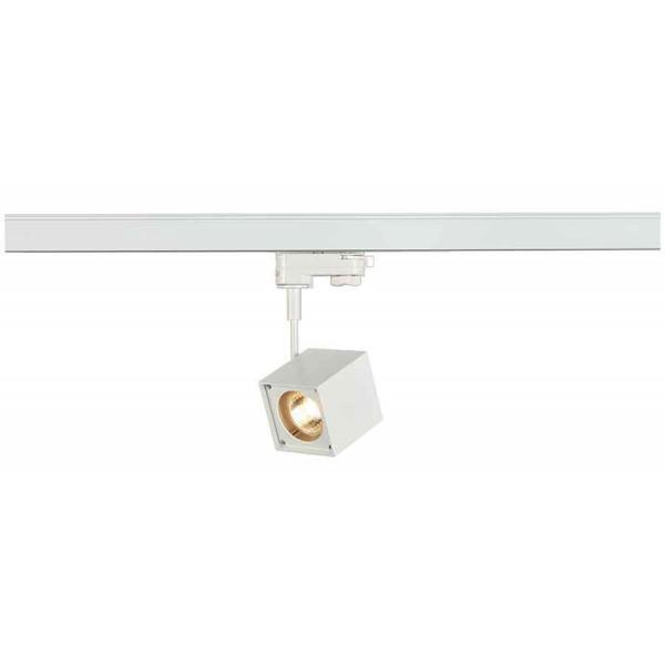 ALTRA DICE spot carré blanc GU10 max 50W adapt 3 all inclus