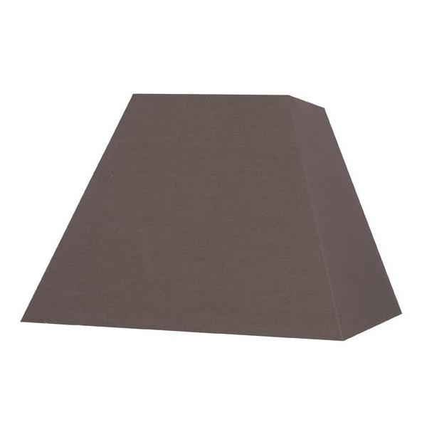 abat jour carr 233 pyramide caf 233 en coton sur le avenue