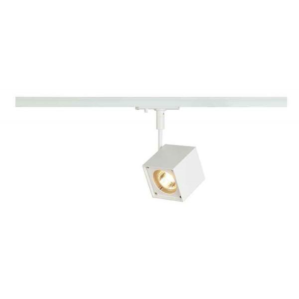 ALTRA DICE SPOT carré blanc GU10 max 50W adapt 1 all inclus
