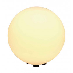 ROTOBALL FLOOR 40 luminaire extérieur blanc E27 max 24W IP44