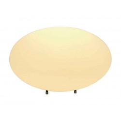 LIPSY OUT FLOOR luminaire extérieur blanc E27 éco énergie max 23W IP44