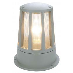 CONE luminaire extérieur gris argent E27 max 100W IP54