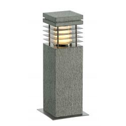 ARROCK GRANITE 40 borne granit poivre & sel E27 max 15W
