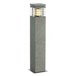 ARROCK GRANITE 70 borne granit poivre & sel E27 max 15W