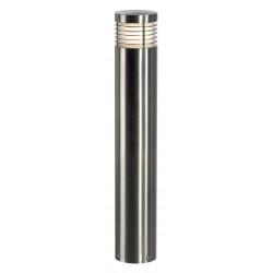 VAP SLIM 60 borne inox brossé E27 max 20W