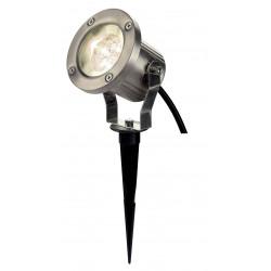 NAUTILUS LED 304S inox brossé 3x1W 3500K IP55