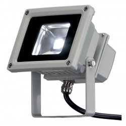 LED OUTDOOR BEAM gris argent 10W 5700K 100° IP65