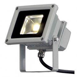 LED OUTDOOR BEAM gris argent 10W 3500k 100° IP65
