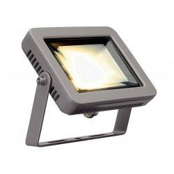 SPOODI projecteur extérieur gris argent LED 83W 3000K 760lm IRC>80