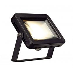 SPOODI projecteur extérieur noir LED 83W 3000K 760lm IRC>80