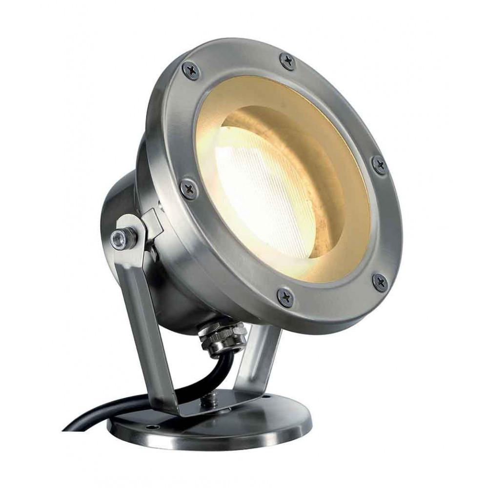 Projecteur ext rieur 230v ip 67 en inox for Luminaire inox exterieur