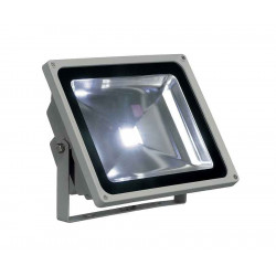 LED OUTDOOR BEAM gris argent 50W 5700K 100° IP65