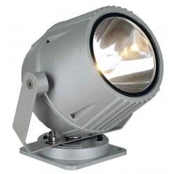 FLAC BEAM HIT projecteur gris argent G12 70W