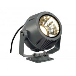 FLAC BEAM LED spot gris foncé avec module Philips DLMi 2000lm 3000K