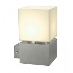 SQUARE WL applique carrée alu brossé E27 éco énergie max 20W