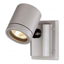MYRA WALL applique gris argent GU10 max 50W IP55
