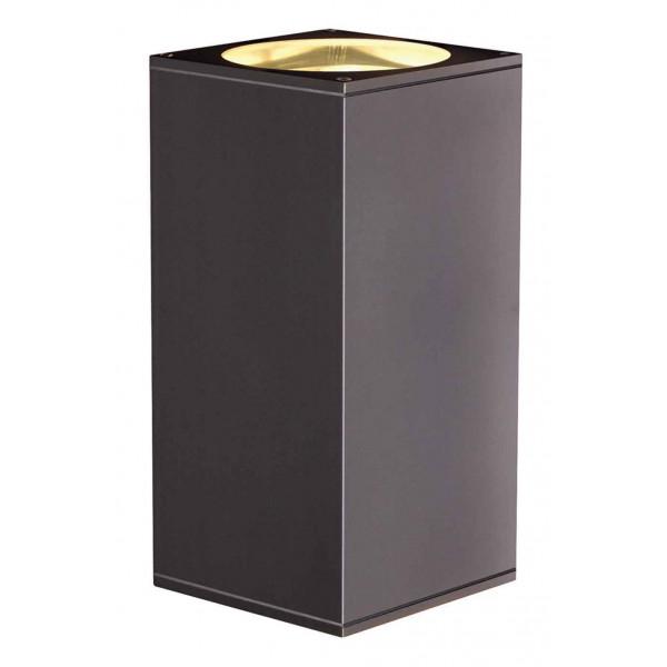 applique mur ext rieur anthracite. Black Bedroom Furniture Sets. Home Design Ideas