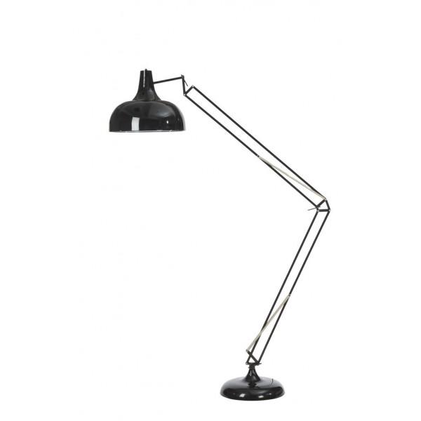 Lampadaire XL noir