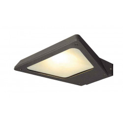 TRAPECCO WALL DOWN applique anthracite LED 10W 3000K 850lm IRC80