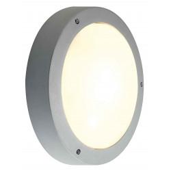 DRAGAN applique et plafonnier rond gris argent G24D-3 2x26W