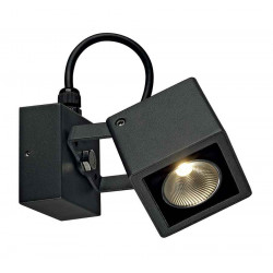 NAUTILUS SQUARE LED WL applique carré anthracite 6W 3000K