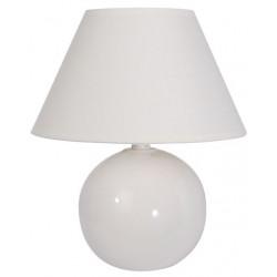 Lampe de chevet ivoire
