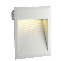 DOWNUNDER LED 27 applique blanc 18W blanc chaud IP44