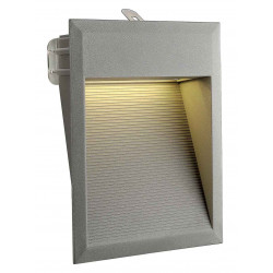 DOWNUNDER LED 27 applique gris foncé 18W blanc chaud IP44