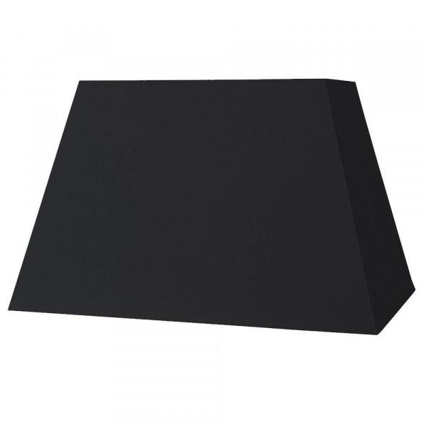 Abat-jour pyramide noir