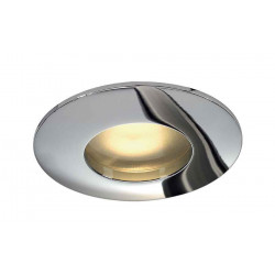 OUT 65 encastré rond chrome brossé MR16 max 35W