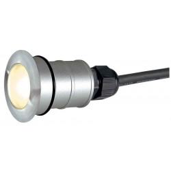 POWER TRAIL-LITE rond inox 316 1W LED 3000K IP67