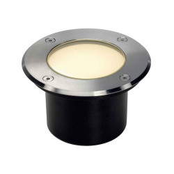DASAR 115 LED encastré de sol inox 316 38W blanc chaud IP67